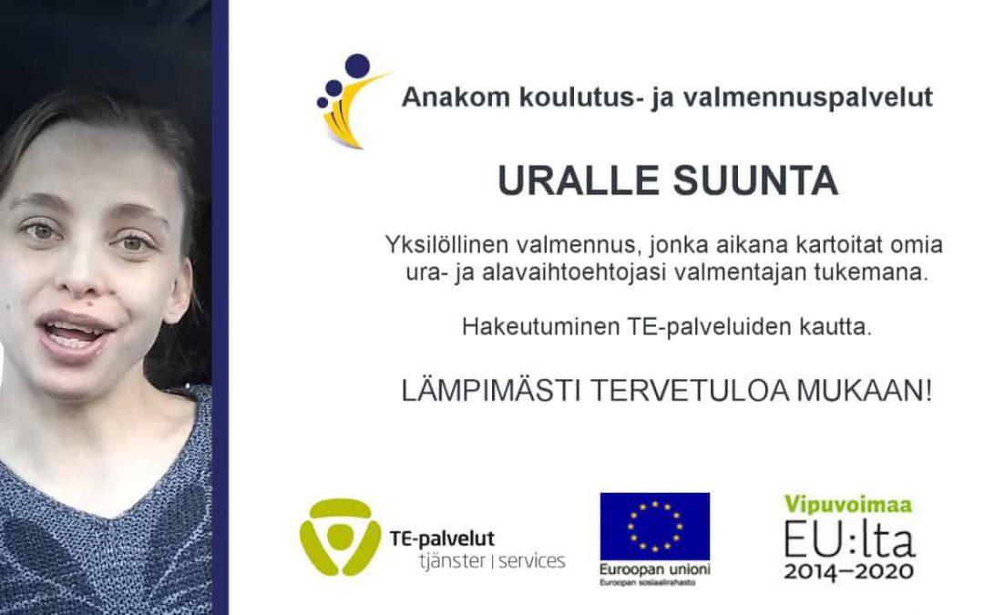 Uralle suunta / Jyväskylä